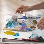 """子どもの感性と主体性が豊かに躍動する「アート×あそぶ」が生まれる環境と大人の関わりを考える """"体験型ワークショップ"""""""