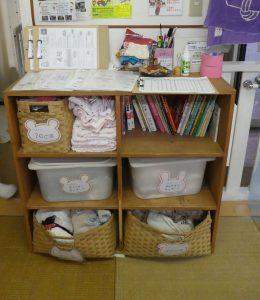 〈いつでも企画〉子ども服&小物リサイクルコーナー